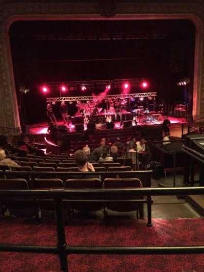 Scottish Rite Auditorium, section: Mezzanine Left Center, row: J, seat: 109