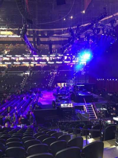Wells Fargo Center, section: 115, row: 14, seat: 15
