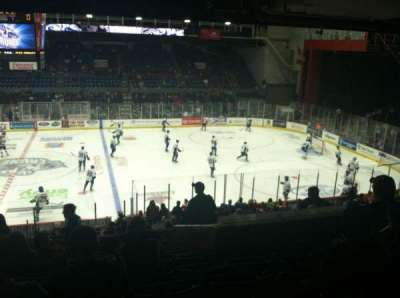 War Memorial at Oncenter, section: 5, row: j, seat: 5