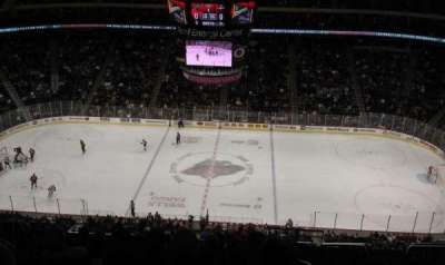 Xcel Energy Center, section: 218, row: 10, seat: 18