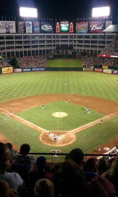 Globe Life Park in Arlington section 326