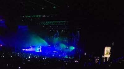 Santander Arena section 107