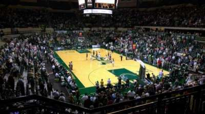 USF Sun Dome, section: 209, row: O, seat: 4