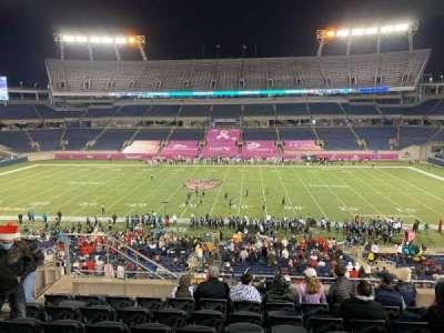 Camping World Stadium, section: P33, row: L, seat: 18