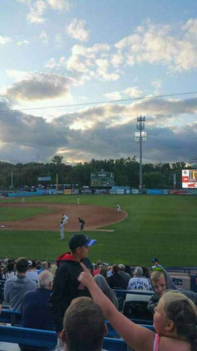 Fifth Third Ballpark section 210