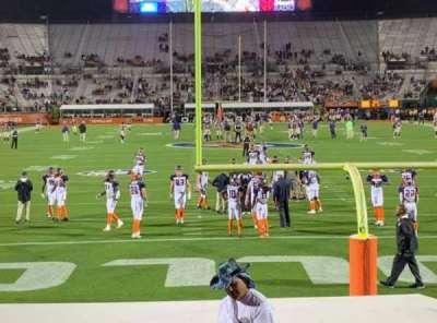 Spectrum Stadium, section: 101, row: 5, seat: 5-6