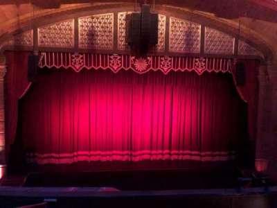 Fox Theatre (Atlanta), section: Loge Left A, row: EE, seat: 109