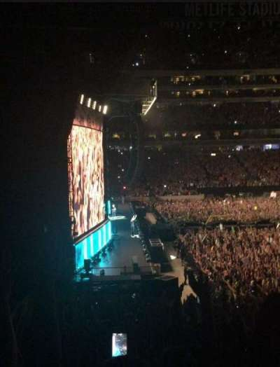MetLife Stadium, section: 142, row: 29