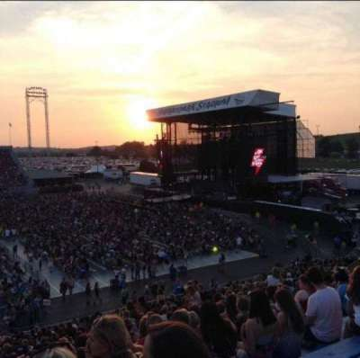 Hershey Park Stadium, section: 26, row: W, seat: 30