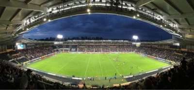 KCOM Stadium, section: 42