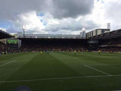 Vicarage Road, section: VR2, row: DD, seat: 58
