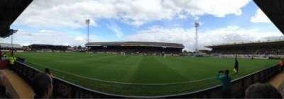 Abbey Stadium, section: South Habbin Terrace