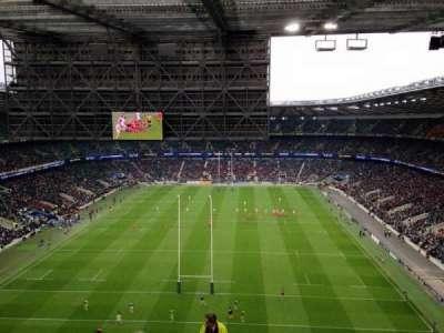 Twickenham Stadium, section: U46