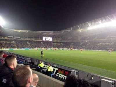KCOM Stadium, section: E3, row: C, seat: 86