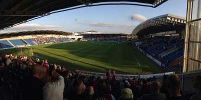 Proact Stadium, section: N1, row: P, seat: 5