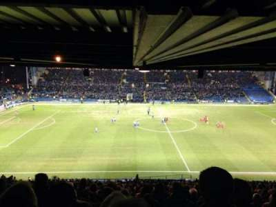 Hillsborough Stadium, section: R1, row: 48, seat: 90