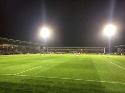 Pirelli Stadium, section: East Terrace