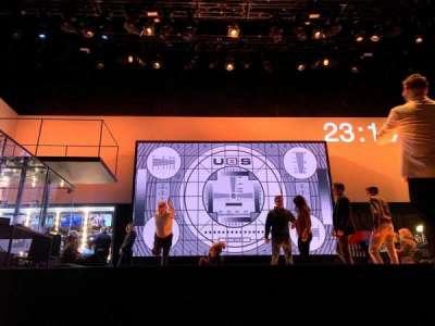 Belasco Theatre section Orchestra C