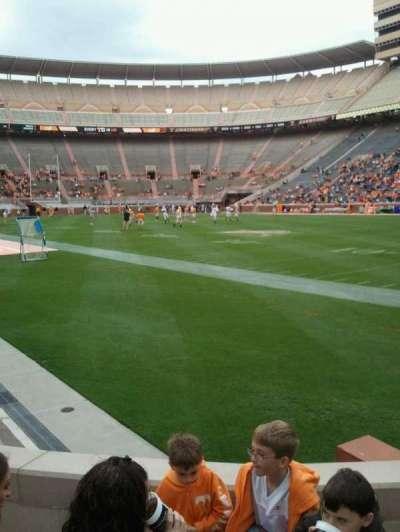 Neyland Stadium section P