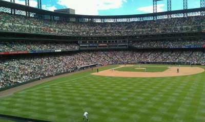 Coors Field section 204