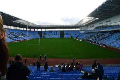 Ricoh Arena section 30