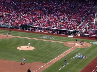 Nationals Park, section: 303, row: D, seat: 23