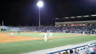 Blue Wahoos Stadium section 109