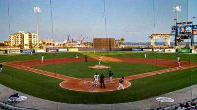Blue Wahoos Stadium, section: 100
