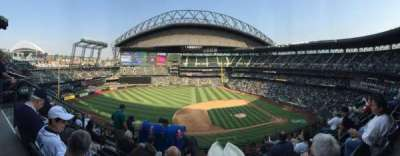 Safeco Field, section: 339, row: 6, seat: 18