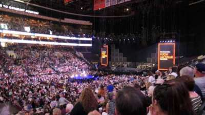 Wells Fargo Center section 111