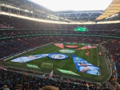 Wembley Stadium section 511