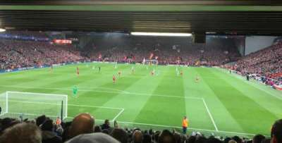 Anfield, section: 124, row: 30, seat: 72