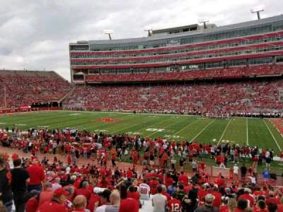 Memorial Stadium (Lincoln), section: 2, row: 24, seat: 14