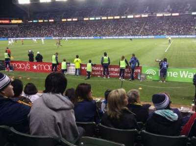 StubHub Center section 108