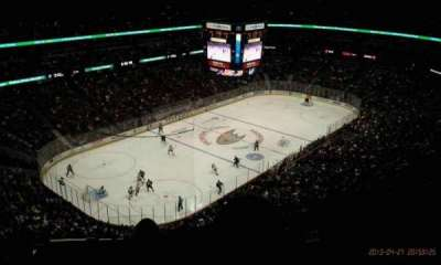 Honda Center section 417