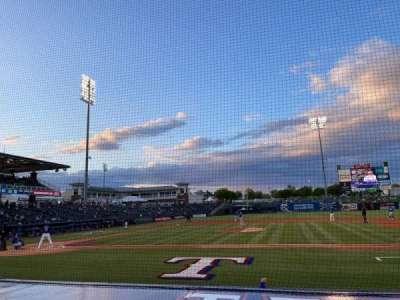 Surprise Stadium, section: 110, row: F, seat: 5
