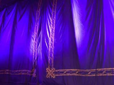 Brooks Atkinson Theatre, section: Orchestra C, row: AA, seat: 101