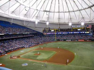 Tropicana Field section 316