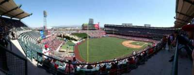 Angel Stadium section V507