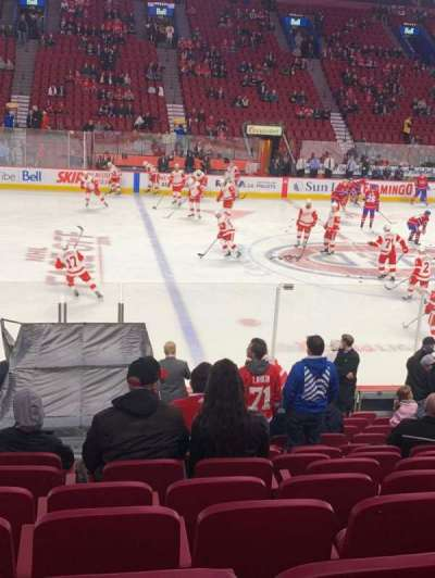 Centre Bell section 114