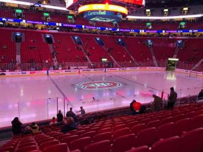 Centre Bell section 102