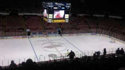Joe Louis Arena, section: 209, row: 18, seat: 10