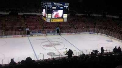 Joe Louis Arena, section: 209, row: 18, seat: 10