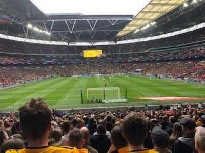 Wembley Stadium section Block 112
