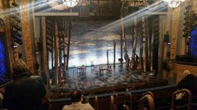 Gerald Schoenfeld Theatre, section: Mezz Left, row: G, seat: 3