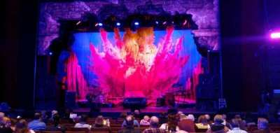 Durham Performing Arts Center, section: 3, row: J, seat: 106