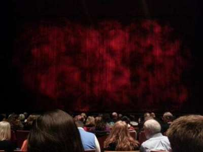 Durham Performing Arts Center, section: 3, row: H, seat: 111