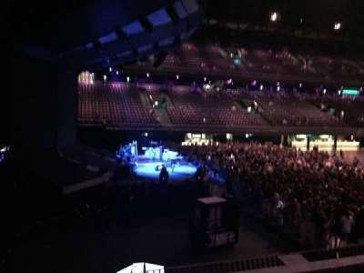 Ziggo Dome, section: 112, row: 3, seat: 414