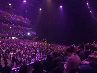Ziggo Dome, section: 104, row: 5, seat: 117