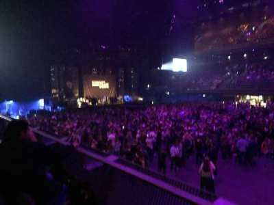 Ziggo Dome, section: 109, row: 2, seat: 337